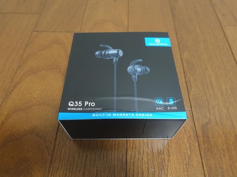 SoundPEATS(サウンドピーツ) Q35Proの外箱