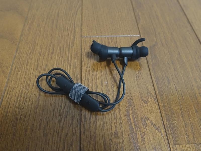 SoundPEATS(サウンドピーツ) Q35Proの本体外観