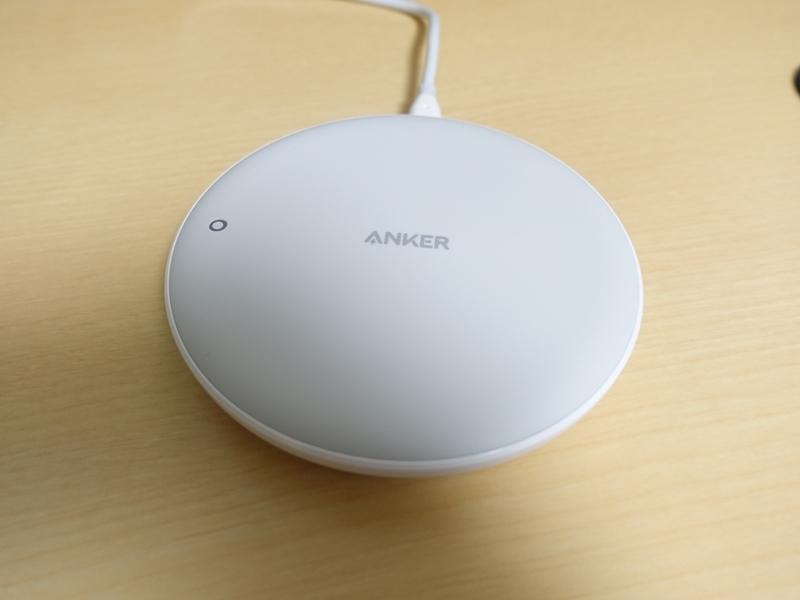 Anker PowerWave 7.5のデザインのかっこよさ