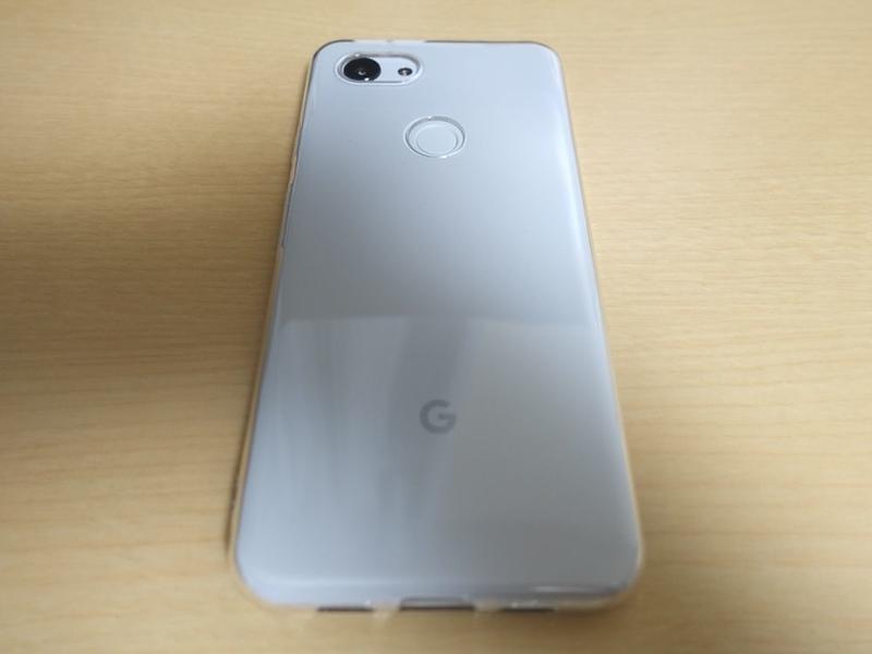 Google Pixel 3a ケース クリア TPU ウルトラクリア