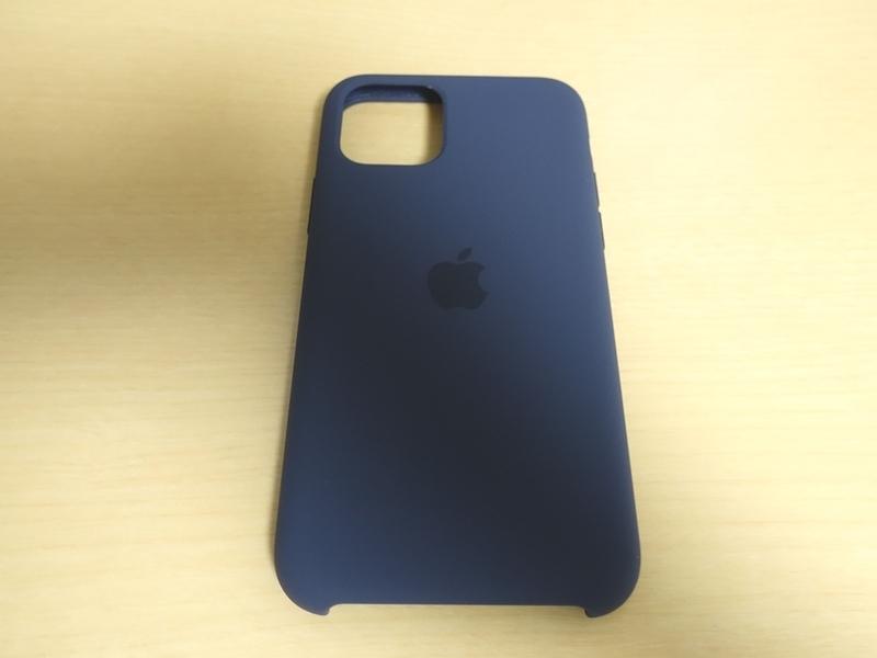 iPhone11ProApple純正シリコンケース