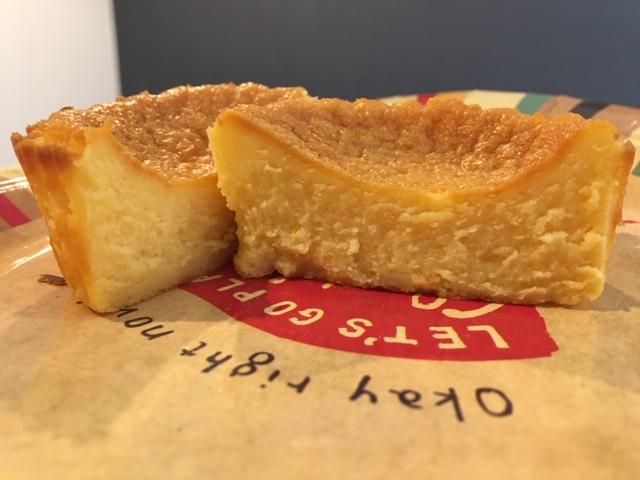 【セブンイレブン】新発売のバスクチーズケーキがダントツでやばい・・甘さ控えめなしっとり感がベストマッチ♡