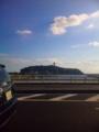今日も江の島は晴れ!