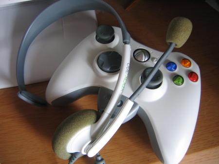 戦いの後 (Xbox360コントローラー&ヘッドセット)
