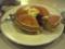 ロイヤルホストのお好きなだけパンケーキ(おかわり)