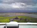 ビュー福島潟からの眺め