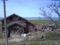 途中で見つけた廃屋