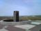 道の駅富士見の高台にある噴水