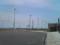 サロベツ原野PAから風車群を見たところ