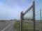 北緯45度通過点の看板