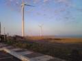 浜松海岸PAの風車