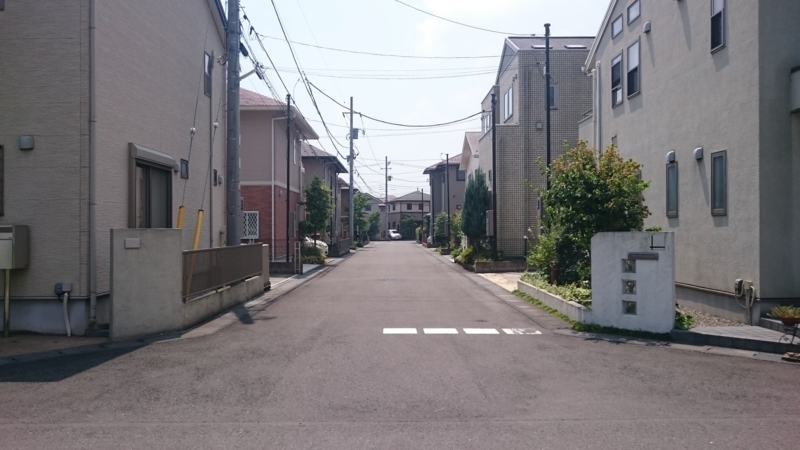 [街][住宅]