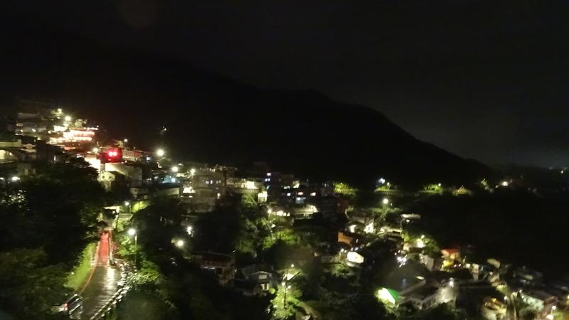 [街][台湾][九份][九フン]