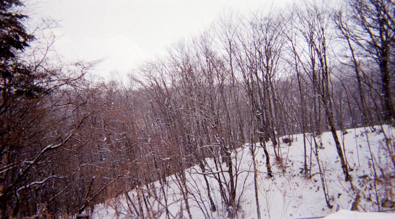 [風景][自然][雪山][冬]