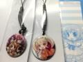 [print]携帯クリーナー。ヒヨコちゃん+桃パラ
