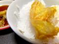 [food]塩漬けの白菜