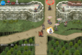 [game]千年戦争アイギス。大討伐400。これなら落ちないっぽいな