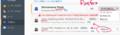 [Firefox]Firefoxで、Flashは毎回確認、Javaは無効orアンインストール