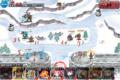 [game]千年戦争アイギス。GR 猛吹雪の雪合戦。