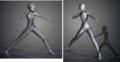 [3D]viaデザインドール。飛んでる敵はおまかせ!アイギスのアルスより