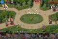 [game][game_aigis]#千年戦争アイギス GR3日目。ジェローム蒸発