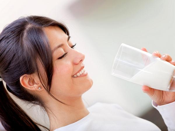 sữa bà bầu, bà bầu uống sữa đúng cách
