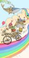JMAAカレンダーイラスト「ピノキオ」※非売品
