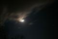 月を撮影 露出20s ISO200