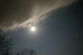 月を撮影 露出20s ISO800