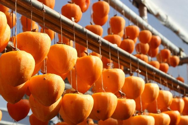 柿渋は体臭対策に最適なアイテム!