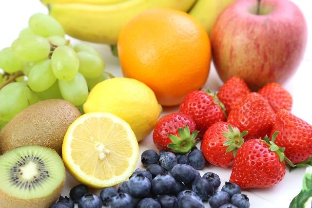 抗酸化物質は体臭予防に効果的!もっと果物や緑黄色野菜を食べた方がいいよ