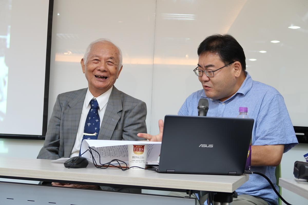 台湾を学ぶ会「台湾少年工・東俊賢さんが語る戦争体験」の開催報告 ...