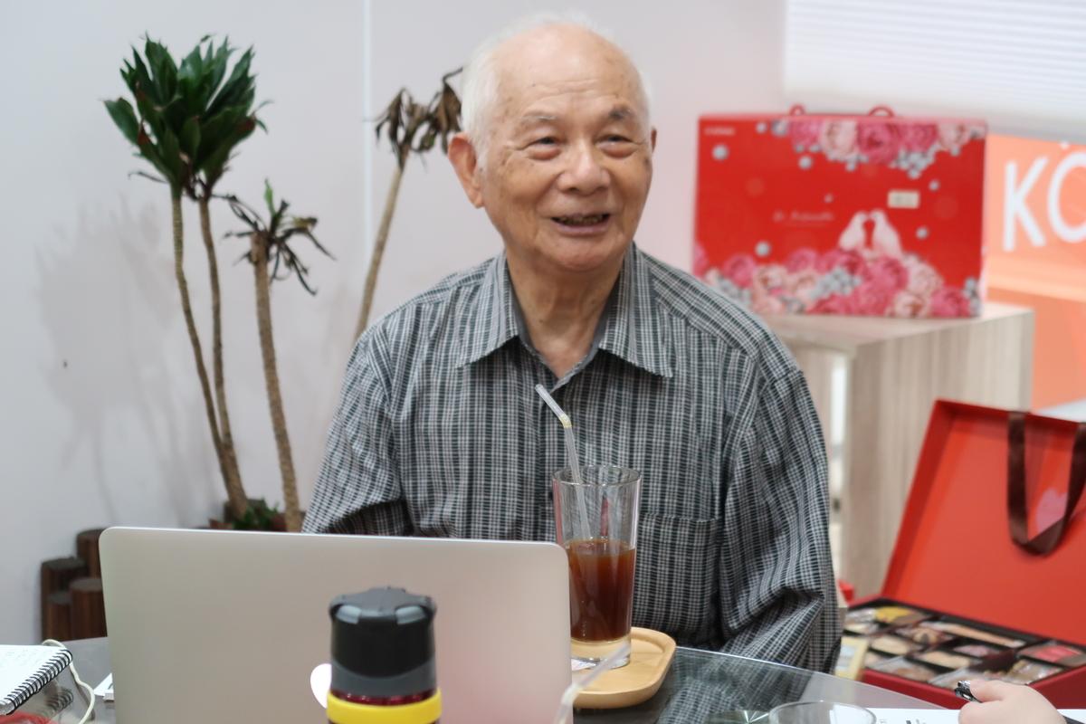 元台湾少年工・東俊賢さんを囲む交流会を開催 - 権田猛資の台湾ノート