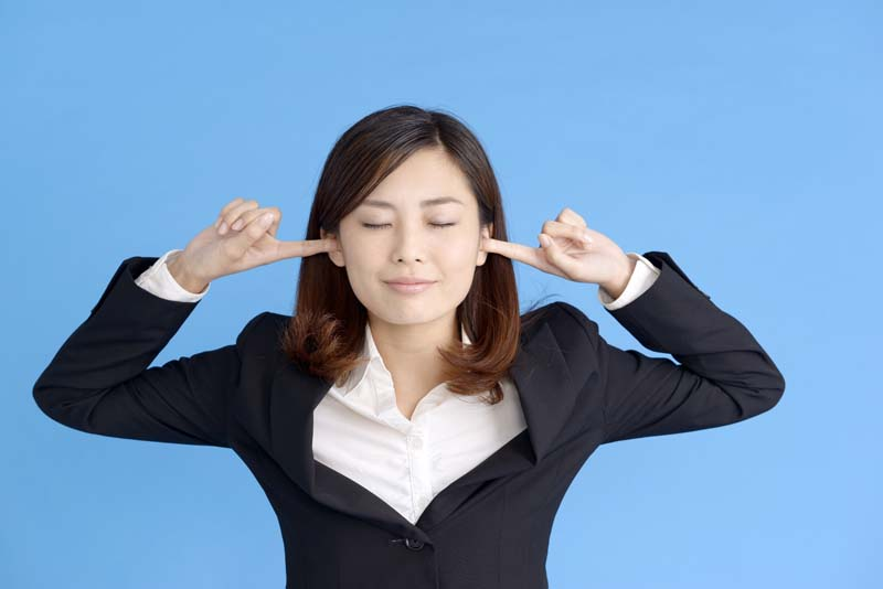 賃貸マンション、アパートの騒音問題を解決する7つの方法と1つの注意点