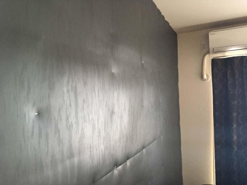 吸音材と遮音材を賃貸の壁に貼り付けて防音対策をする方法