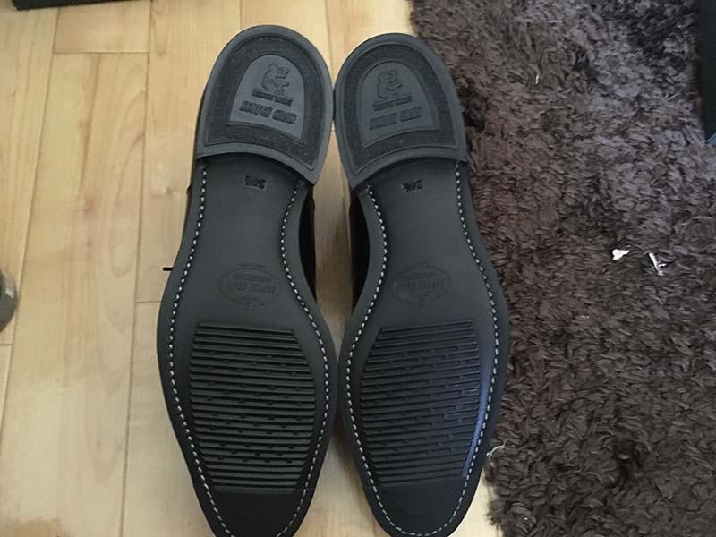 ビジネスマンが買って間違いない革靴はスコッチグレイン。ヒロカワ製靴の神対応。