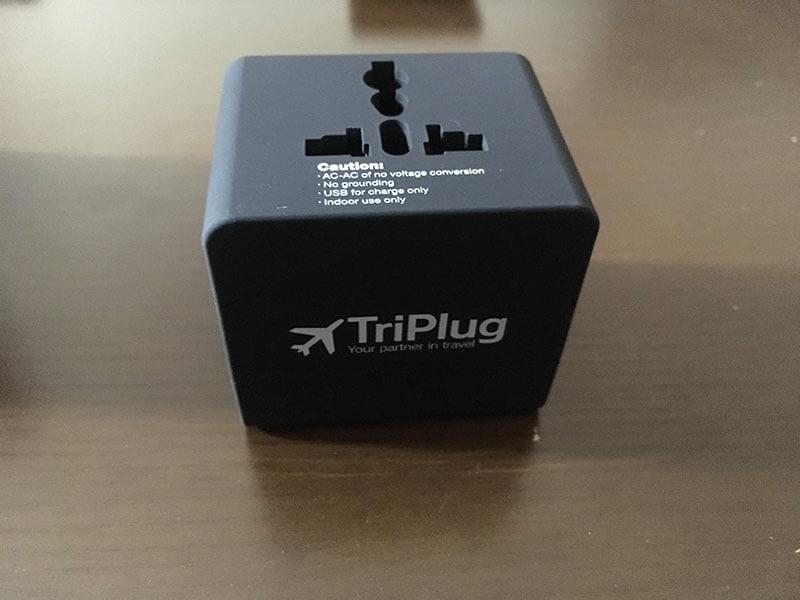 [TriPlug] ほぼ全てのタイプに対応した万能プラグ