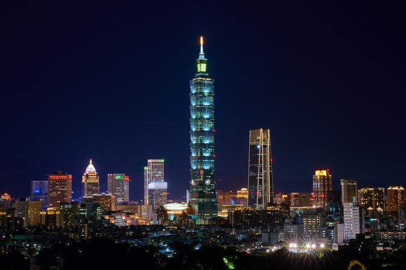 台湾(台北)旅行の気温・服装・治安・トイレ・注意点・持ち物など