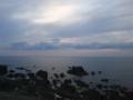 日本海ーっ!