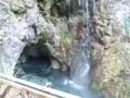 水中鍾乳洞入口