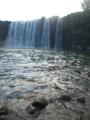 何気に人生初の滝