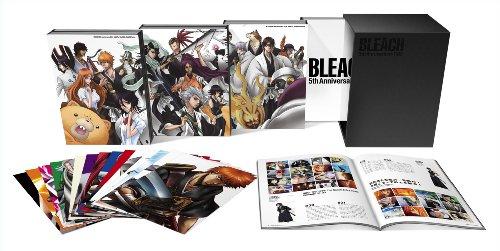 TV Animation BLEACH 5th Anniversary BOX [DVD]
