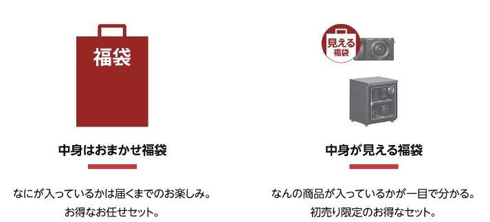 2019アマゾン初売り福袋