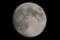 十三夜 月齢 13.04 輝面比 97.73%