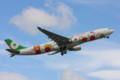 [ひこうき]A330-302X(B-16332) ハローキティ「アップル」