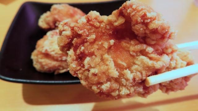 ザンギ 北海道鶏の唐揚げ