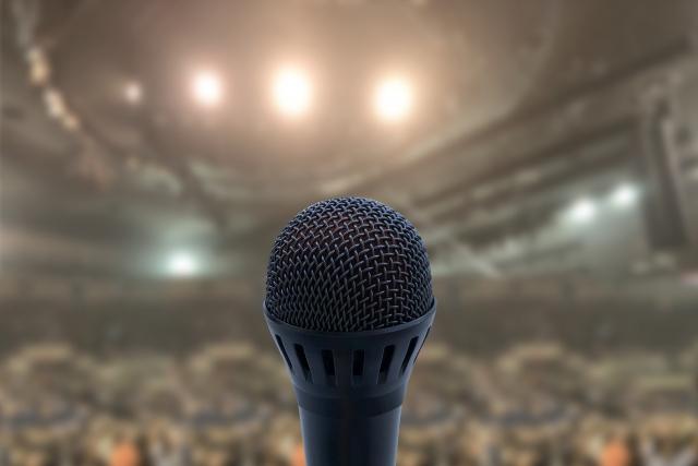 コンサート会場のイメージ