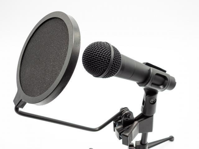自宅で歌を録音する機材