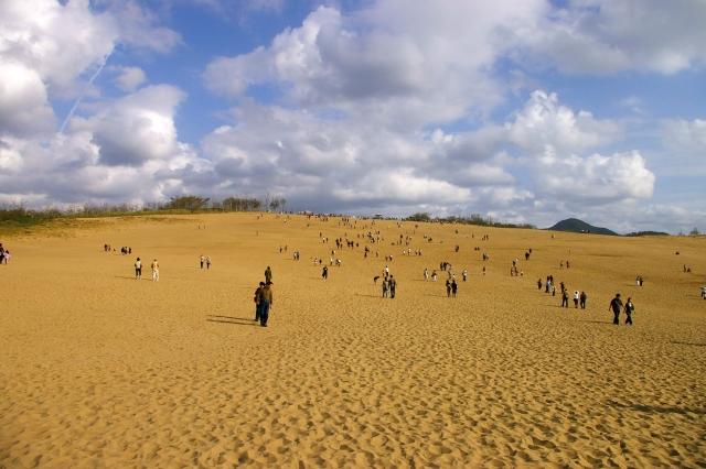 鳥取砂丘-2