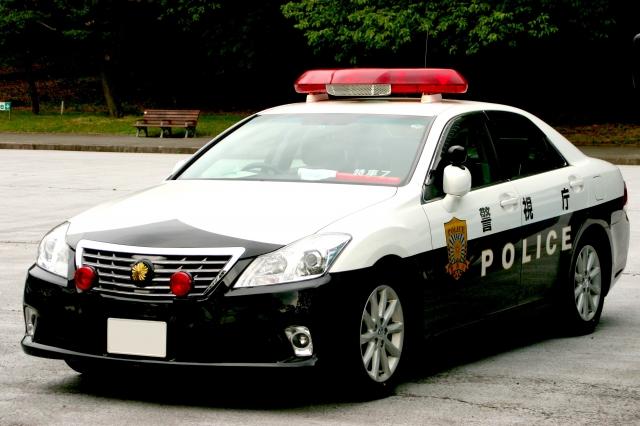 警視庁のパトカーその2